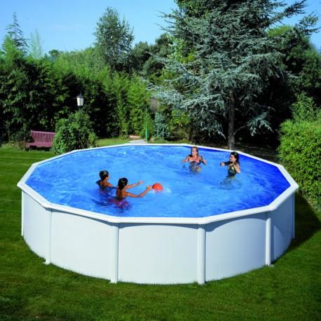 Prostostoječ okrogel bazen DREAM POOL 550ECO SET, 550x120cm