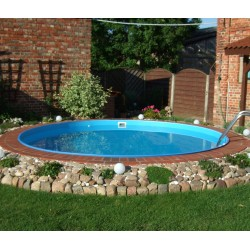 Bazen set Baltimore 4,20 x 1,50m Planet Pool
