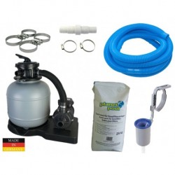 Filter paket Aqua mini 4m3/h 15kg peska