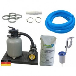 Filter Paket 250 Aqua Technik, 4 m3/15kg