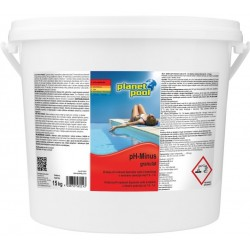 Planet Pool pH-Minus granulat 15kg
