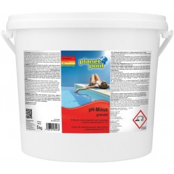 Planet Pool pH-Minus granulat 5 kg