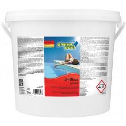 Planet Pool pH-Minus granulat 5 kg