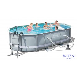 Bazen Bestway Frame Pool Power Steel